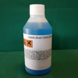 Bright Copper Brush Electrolyte