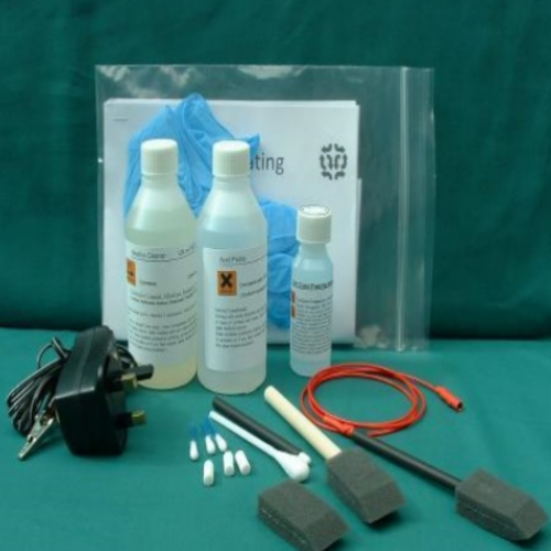 Brush Gold Plating Kit