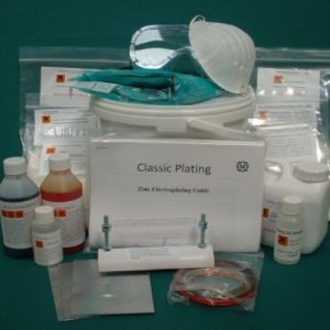 Zinc Plating Kit Std
